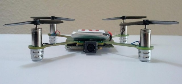MeCam quadcopter will Follow You Around