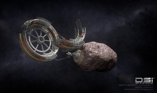 Mining for metals on an asteroid by 2015 (3)
