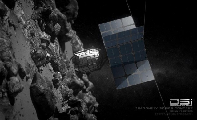Deep Space Industries on an asteroid by 2015 (1)