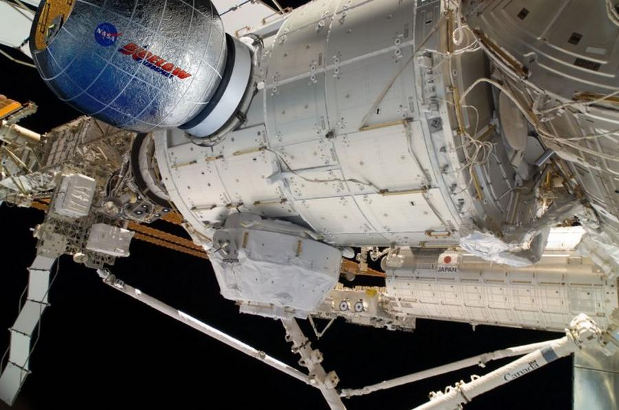 More details on NASA's plan for inflatable ISS module (1)