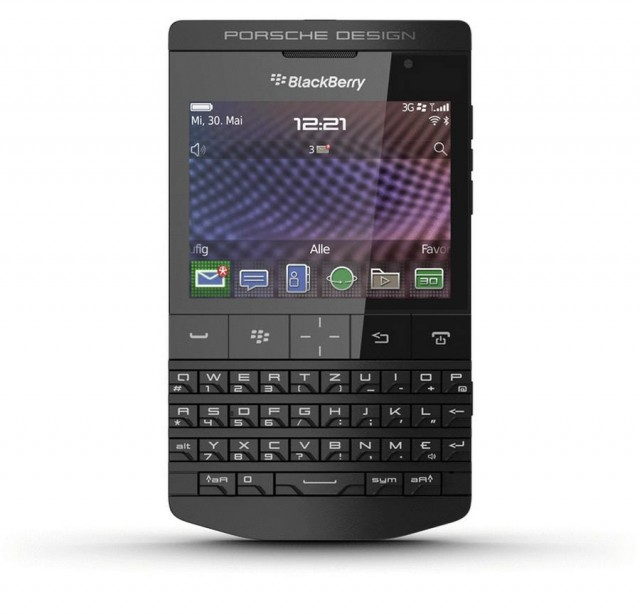 Porsche design Blackberry smartphone
