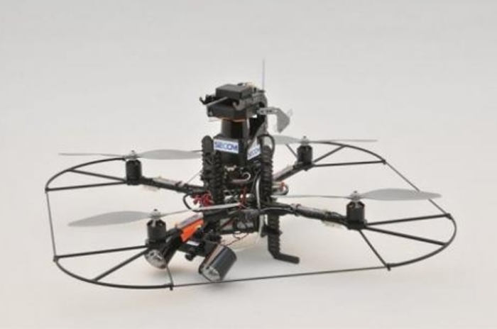 Private Security Drone