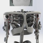 Roboy- Tendon Driven Humanoid Robot