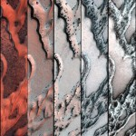 Seasonal Changes on Mars