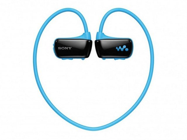 Sony waterproof Walkman