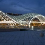 Tbilisi Bridge by aMDL