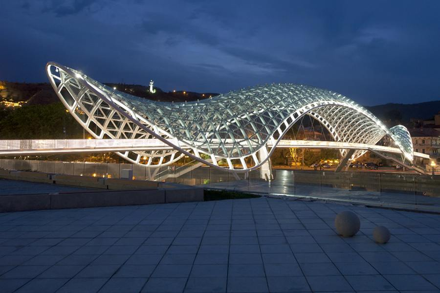 Tbilisi Bridge by aMDL (2)