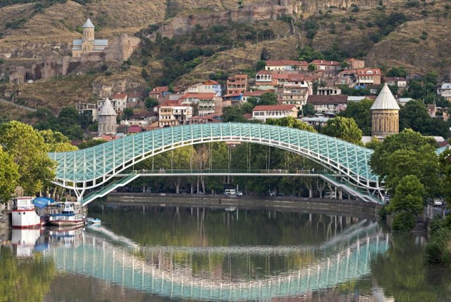 Tbilisi Bridge by aMDL (5)