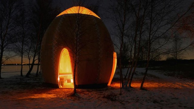 Temporary Fire Shelter by Shjworks (5)