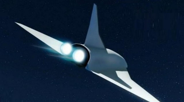 The Hypersonic Space Liner