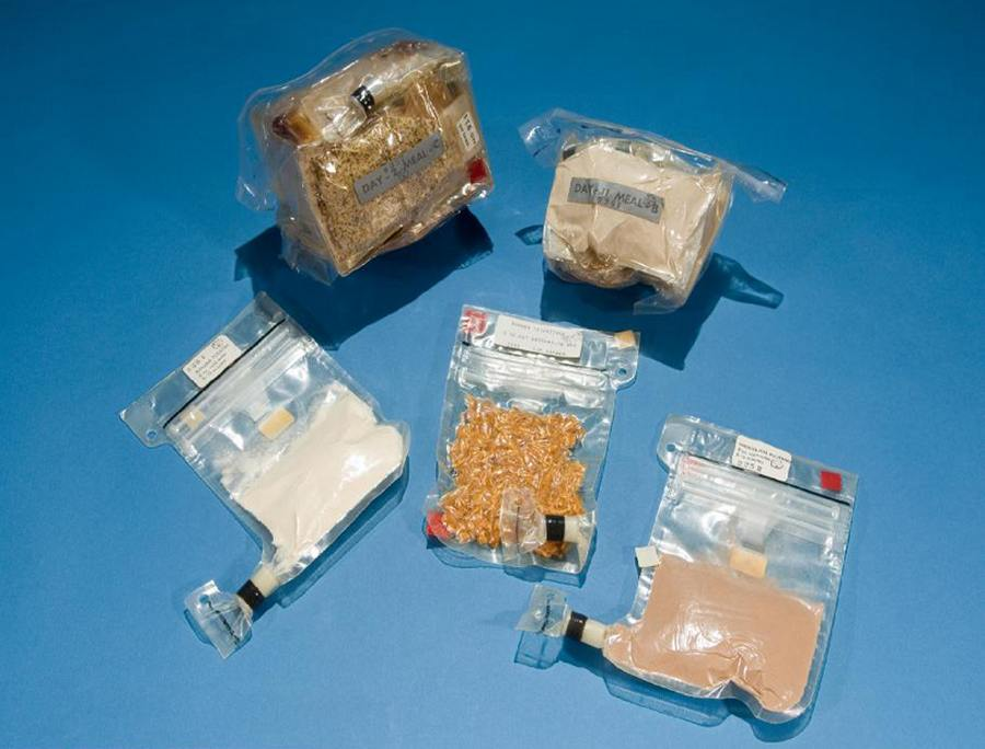 wordlessTech   The NASA Space Food Systems Laboratory
