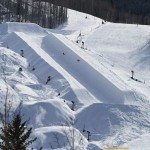 The longest superpipe in North America