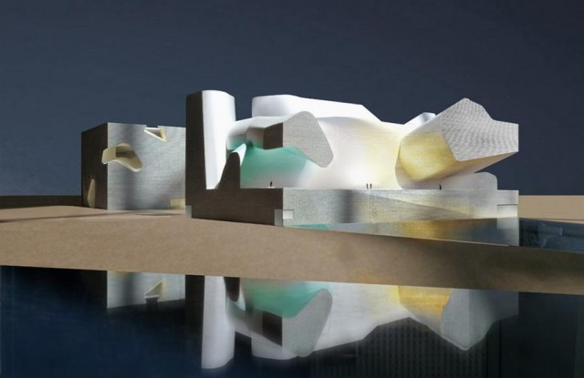 Tianjin Ecology and Planning Museums by Steven Holl Architects (1)