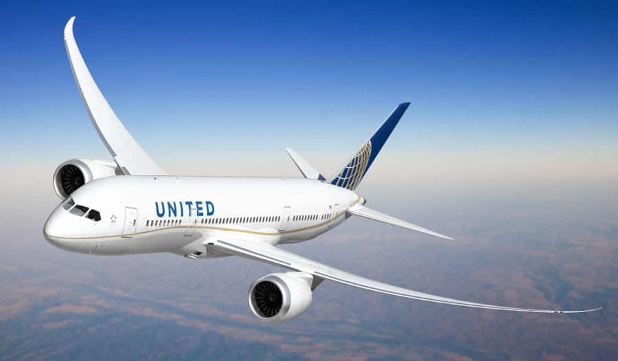 United is the first US airline to offer overseas WiFi