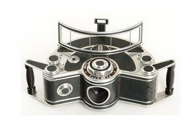 Unusual Cameras- Meopta Pankopta Panoramic Camera, 1962