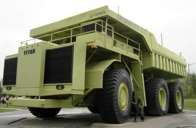 Terex Titan- World's Biggest Truck