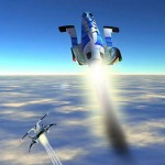 XLDron M Gravity designed for Space Tourism