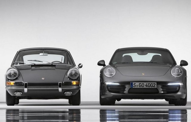 50 years of the Porsche 911 (9)