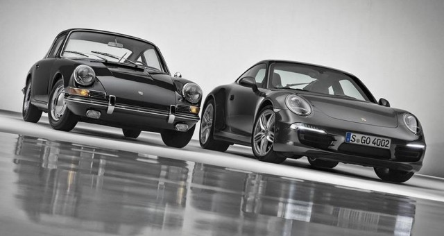 50 years of the Porsche 911 (7)