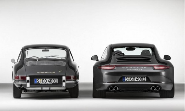 50 years of the Porsche 911 (6)