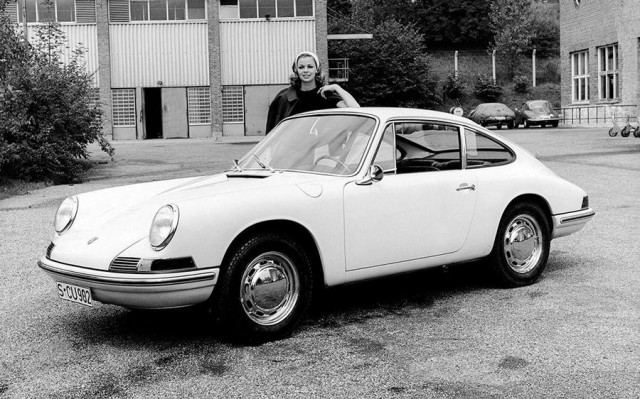 50 years of the Porsche 911 (5)