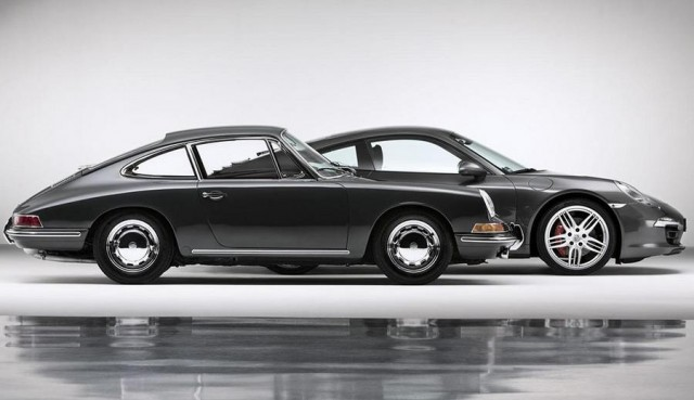 50 years of the Porsche 911 (4)