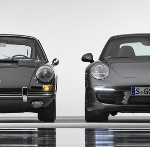 50 years of the Porsche 911 (1)