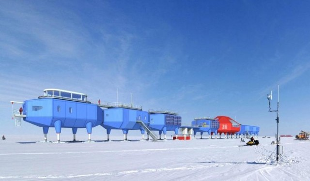 Halley VI Antarctic research station (8)
