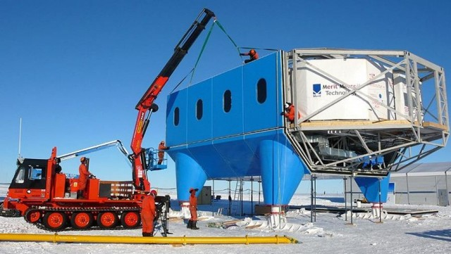 Halley VI Antarctic research station (6)
