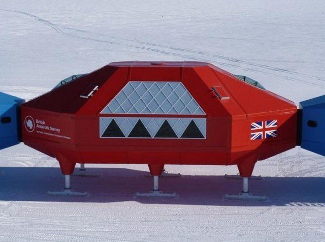 Halley VI Antarctic research station (3)