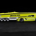 Cigarette AMG the World's Fastest Electric Boat