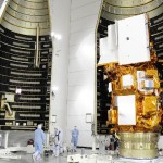 Fairing Encloses Landsat Satellite