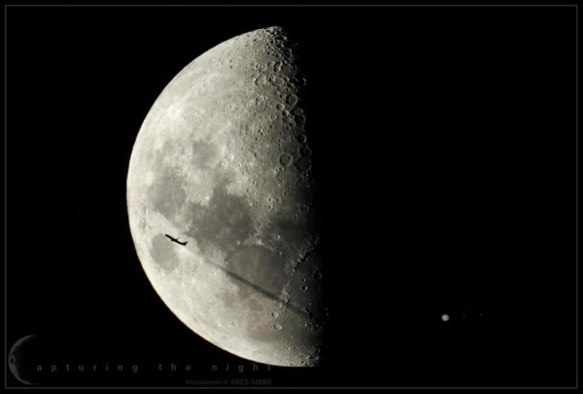 Fly me to the Moons