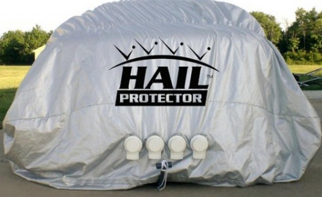 Hail Protector- the external airbag (2)