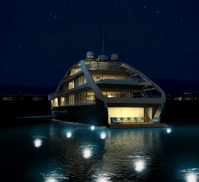 Jolly Roger mega-yacht by Palomba Serafini associati (6)