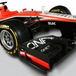 Marussia launches MR02 F1