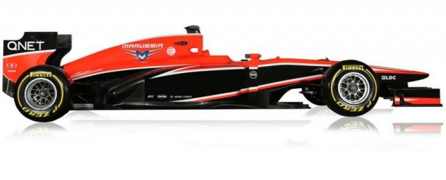Marussia launches MR02 F1 (5)