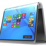 Pandora Flexible Laptop PC concept
