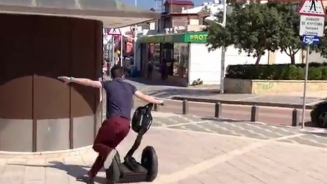 Segway Fails Compilation