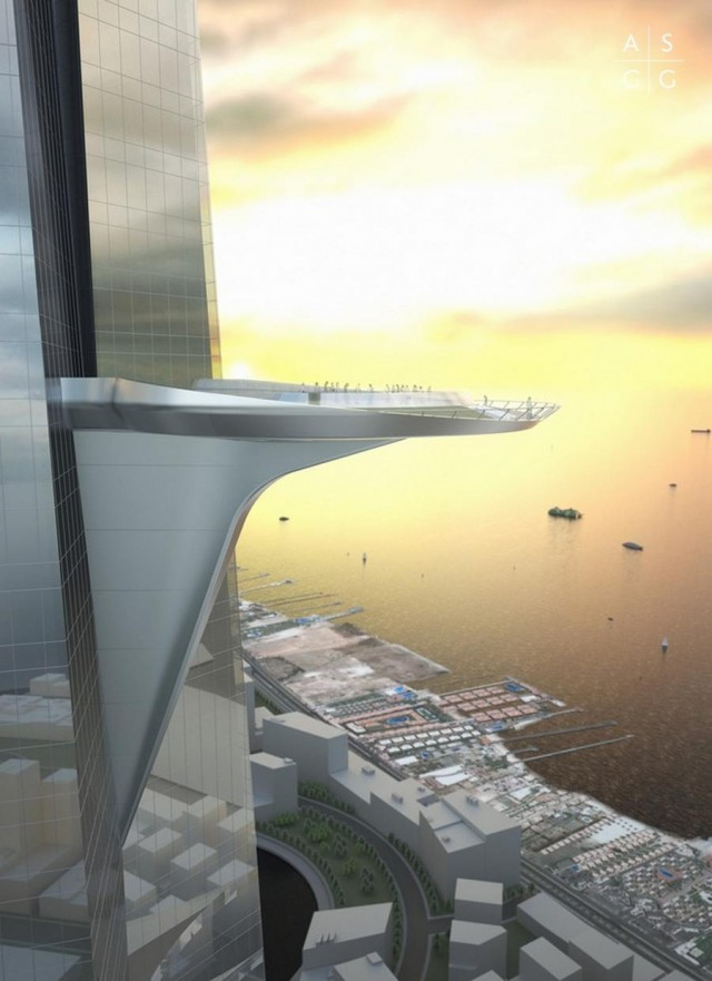 Shard Builders to construct World's Tallest Tower