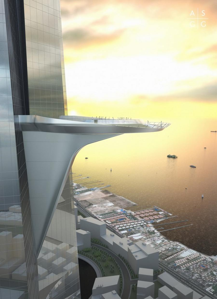 Shard Builders to construct World's Tallest Tower (9)