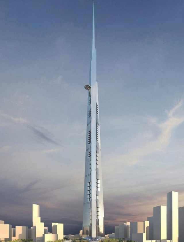 Shard Builders to construct World's Tallest Tower (8)
