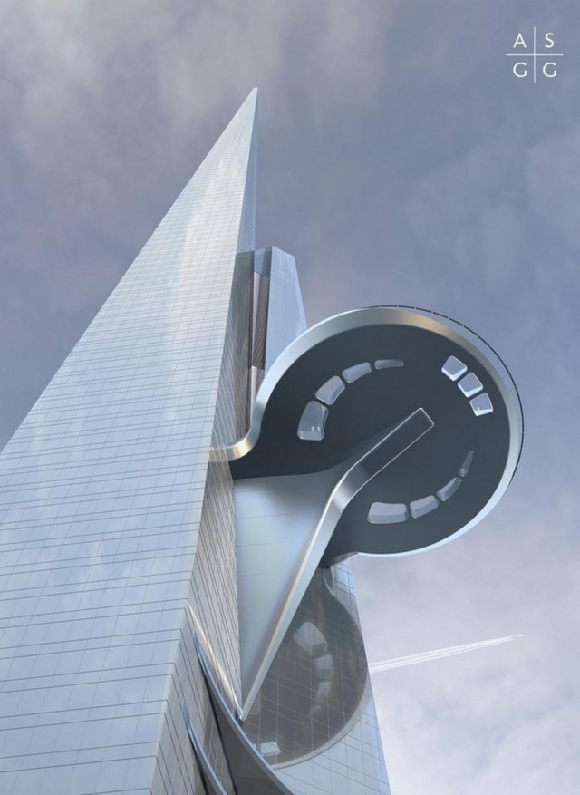 Shard Builders to construct World's Tallest Tower (5)