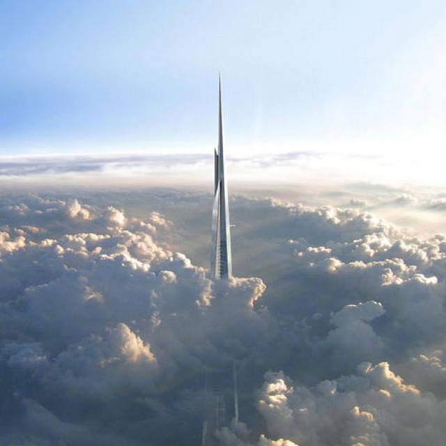 Shard Builders to construct World's Tallest Tower (1)