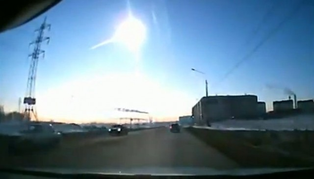 The Great Russian Meteor of 2013
