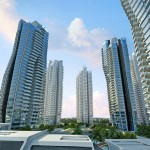 d'Leedon Condominiums by Zaha Hadid