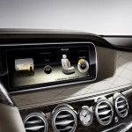 2014 Mercedes-Benz S-Class Interior unveiled