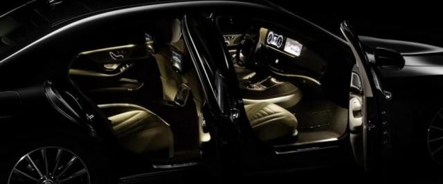 2014 Mercedes-Benz S-Class Interior unveiled (6)