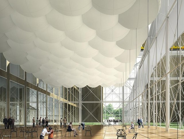 ArchTriumph Museum of Architecture by Atelier Zundel Cristea (1)