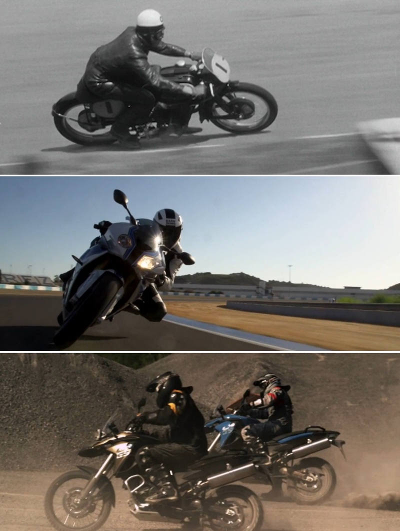 BMW Motorrad 90 Years in 90 Seconds